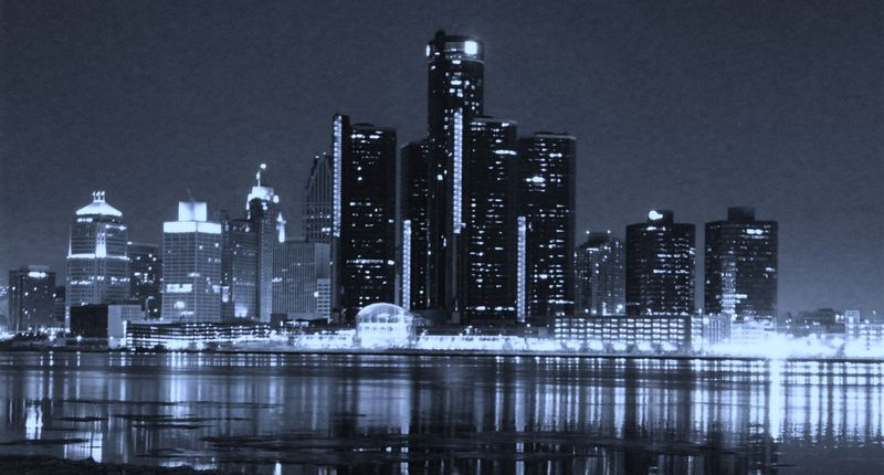 Blue_Detroit_Night_Skyline_by_Daevain