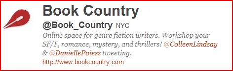 Book Country Capture