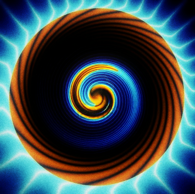686698-orange-blue-abstract-twisting-background-shading-between-layers