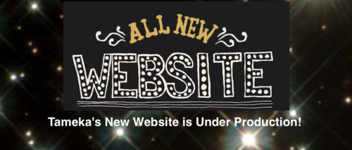 TAM'S New Website